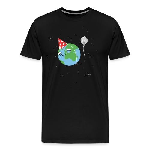 Happy Earth Men's Shirt - Men's Premium T-Shirt