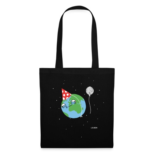 Happy Earth Tote Bag - Tote Bag