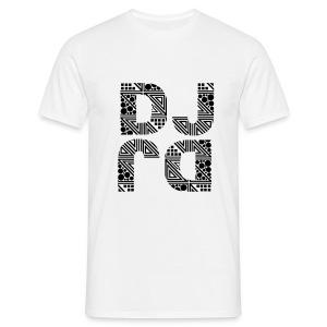 DJ  - Miesten t-paita