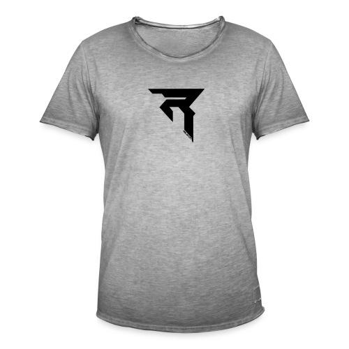 Relexon T-Shirt Brille - Männer Vintage T-Shirt