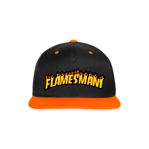 Flasher (Trasher Style) - kasket - Kontrast snapback cap