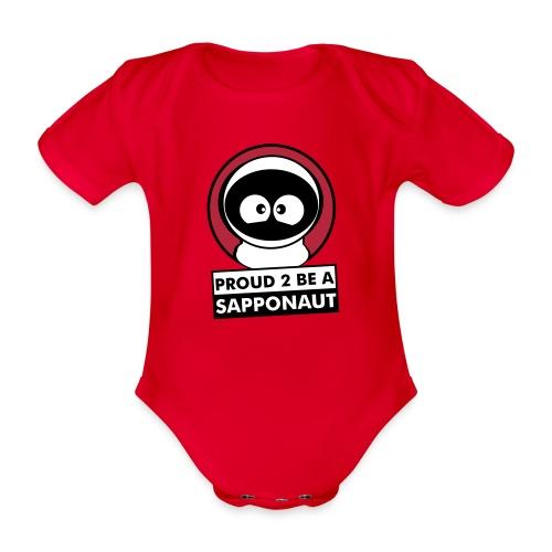 Strampelmann - Baby Bio-Kurzarm-Body