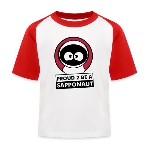 Baby Baseballer - Kinder Baseball T-Shirt