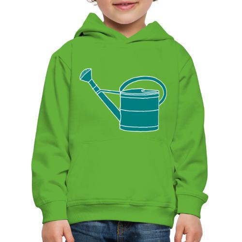 Gießkanne Garten 2 - Kinder Premium Hoodie