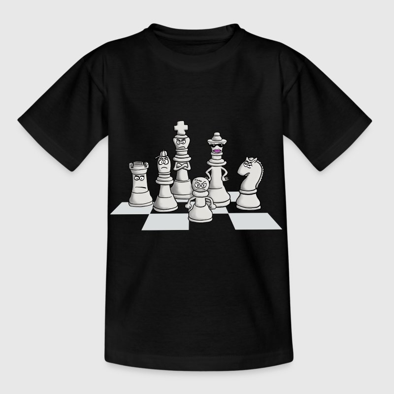 chess_gang T-Shirts - Kinder T-Shirt