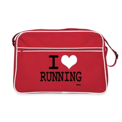 I love Running  ! - Sac Retro