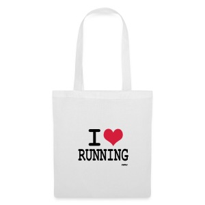 I love Running  ! - Tote Bag