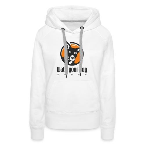 Hoodie - WYD - Frauen Premium Hoodie