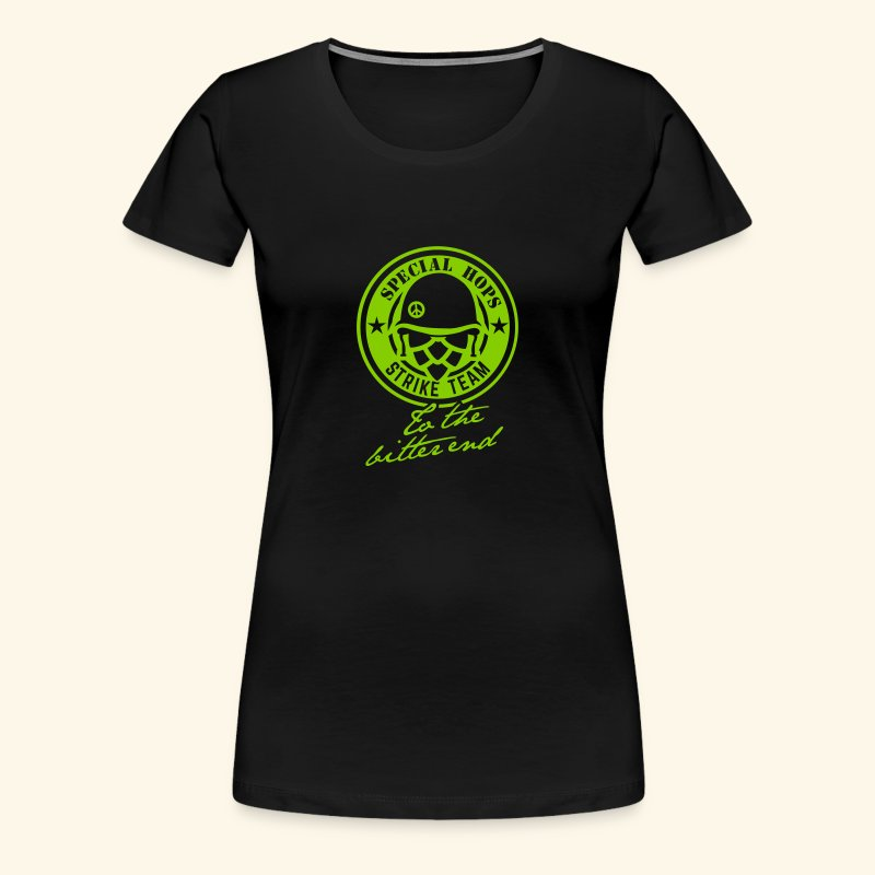 Special Hops Team - Frauen Premium T-Shirt