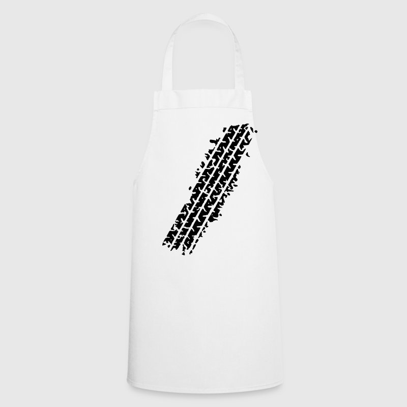 TYRE TRACK  Aprons - Cooking Apron