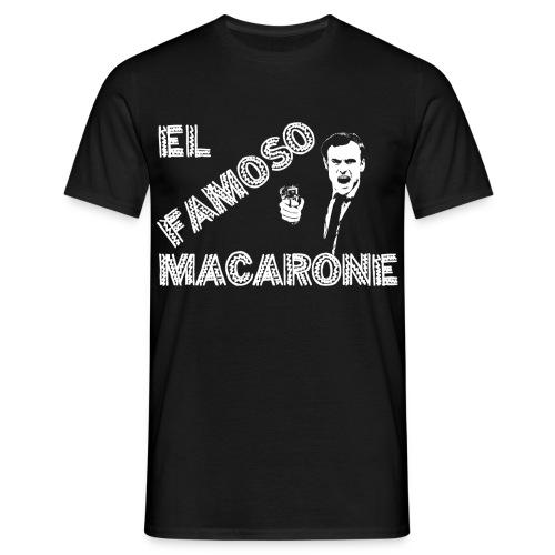 El Macarone - T-shirt Homme