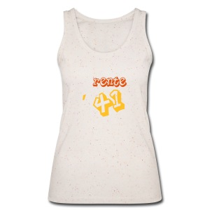 Rente 2041 Tops - Frauen Bio Tank Top