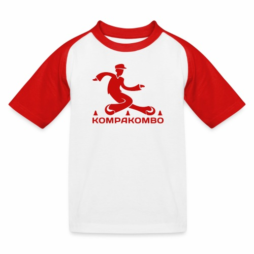 Tshirt KPKB Kids 2017 - T-shirt baseball Enfant