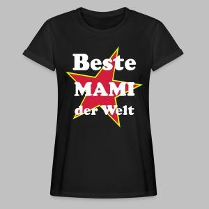 Beste MAMI der Welt - Mit Stern ★ - Frauen Oversize T-Shirt