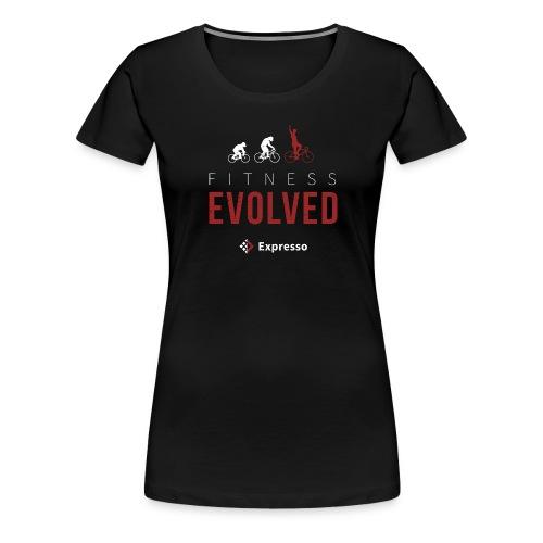 Fitness Evolved (Women) - Women's Premium T-Shirt