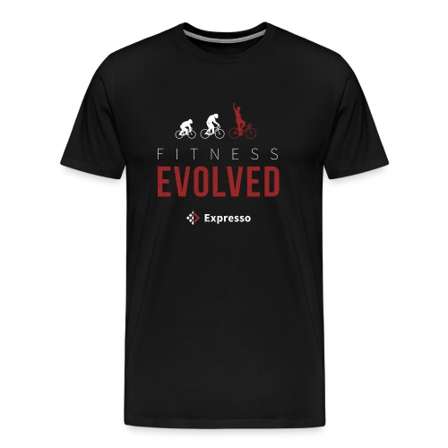Fitness Evolved (Men) - Men's Premium T-Shirt