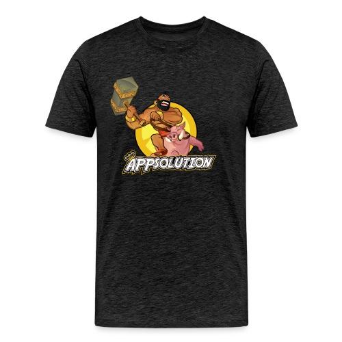 Ein MUST-HAVE! - Männer Premium T-Shirt