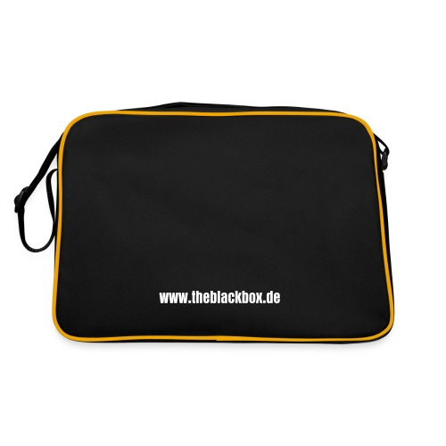 The Blackbox RETRO-BAG - Retro Tasche