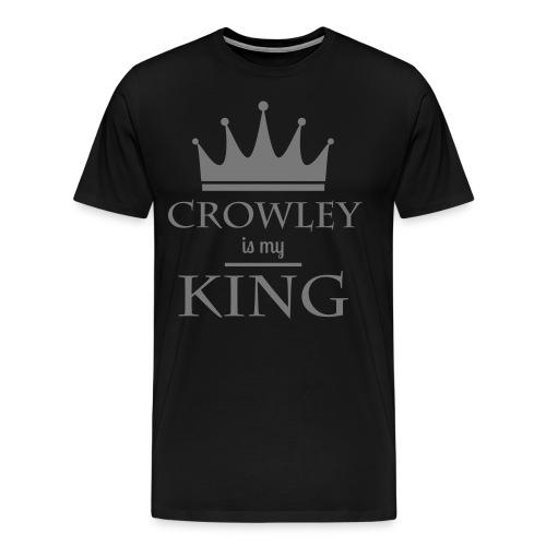 Supernatural: Crowley - Männer Premium T-Shirt