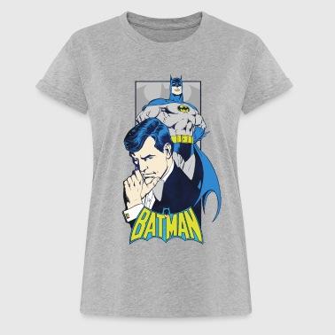 DC Comics Originals Batman Bruce Wayne - Frauen Oversize T-Shirt