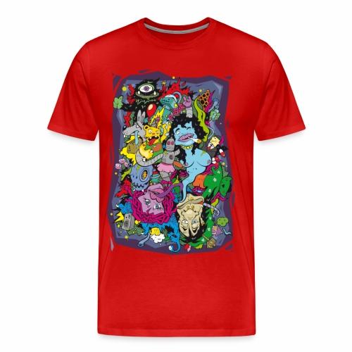 Crank - T-Shirt - Männer Premium T-Shirt