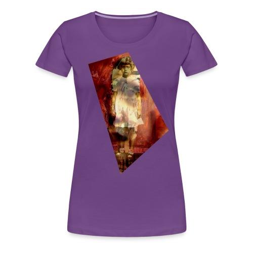 Grafik - Ebenen - Frauen Premium T-Shirt