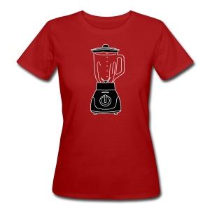 MIXER Standmixer 2 - Frauen Bio-T-Shirt