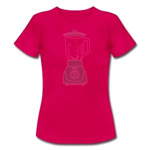 MIXER Standmixer 2 - Frauen T-Shirt