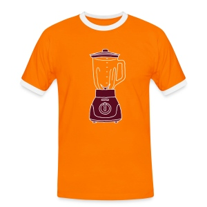 MIXER Standmixer 2 - Männer Kontrast-T-Shirt