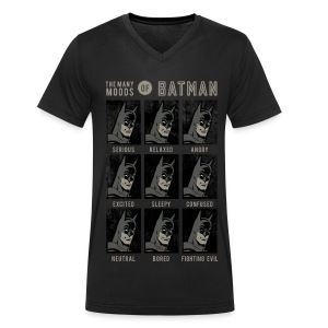 DC Comics Originals Portraits De Batman - T-shirt Homme col V