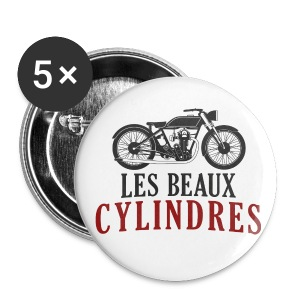Badge - Badge grand 56 mm