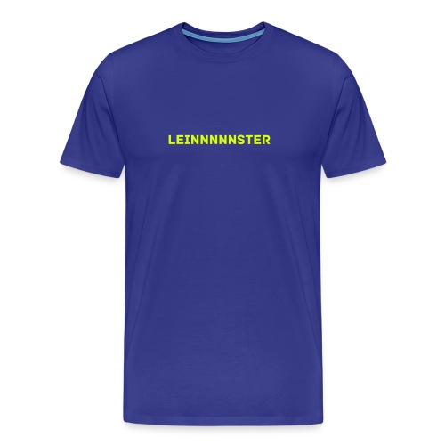 Leinnnnnster - Men's Premium T-Shirt