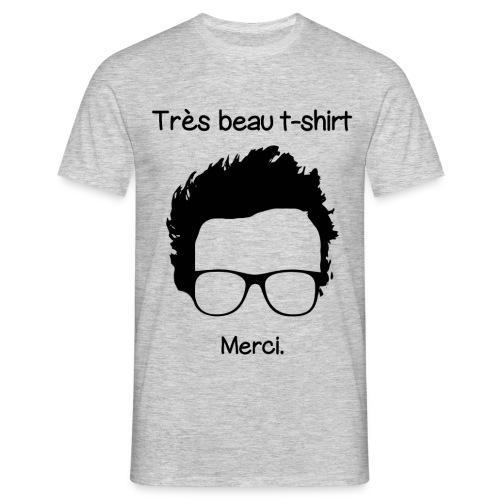 Très beau t-shirt - T-shirt Homme