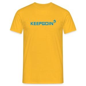 Climbing Trip Orpierre May 2017 - Men's T-Shirt