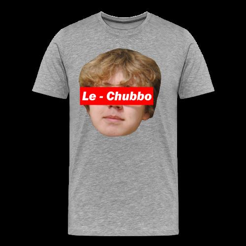 Le - Chubbo - Men's Premium T-Shirt