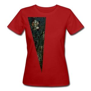 Mystik / Portrait - Frauen Bio-T-Shirt
