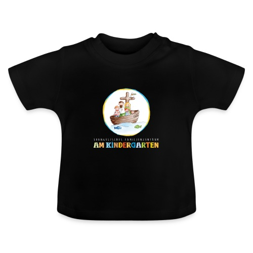 Baby-T-Shirt mit Logo - Baby T-Shirt