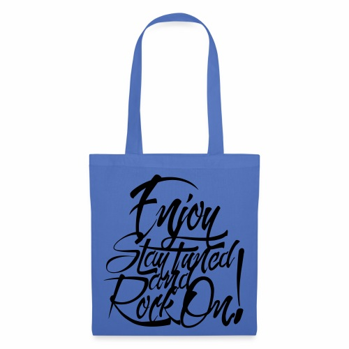 Rock on! And carry stuff at the same time! - Tote Bag