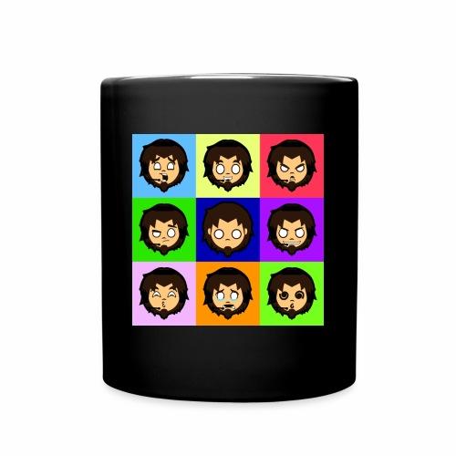 Moody Gamer - Full Colour Mug