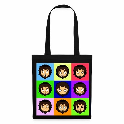 Moody Gamer - Tote Bag