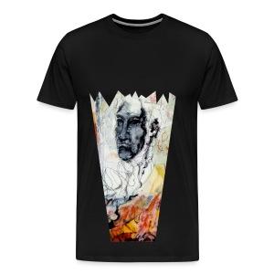 Teufel - Portrait - Männer Premium T-Shirt