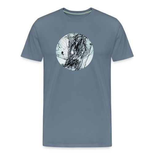 Dynamik  - Männer Premium T-Shirt