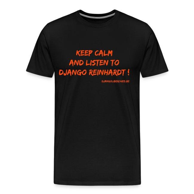 Django R/ Keep calm