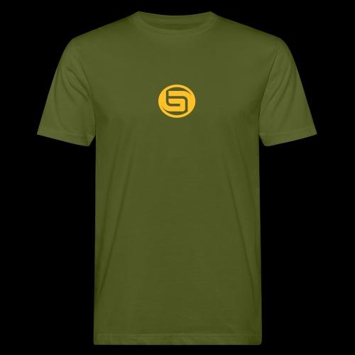 b7 grid - T-shirt bio Homme