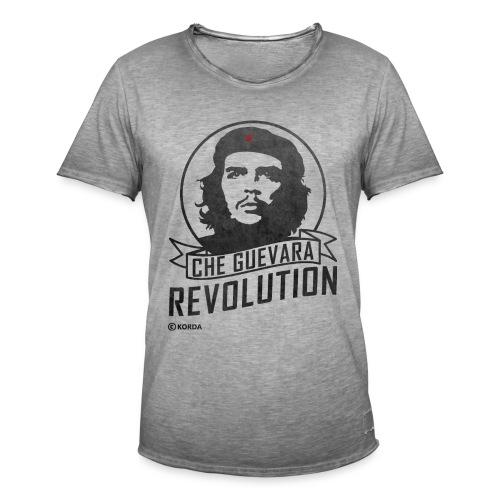 Che Guevara Revolution - Männer Vintage T-Shirt