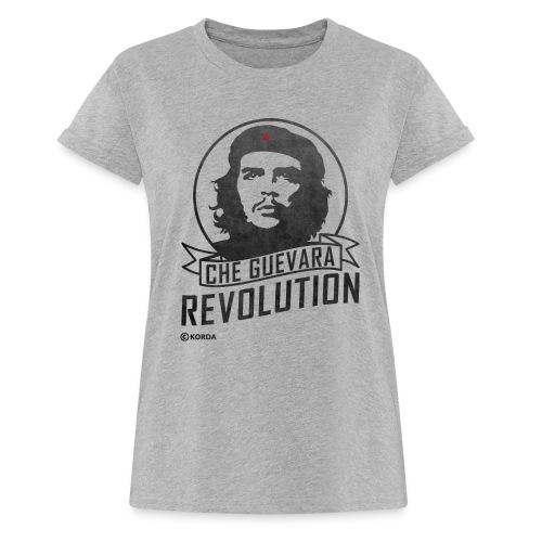 Che Guevara Revolution - Frauen Oversize T-Shirt