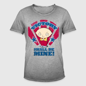 Family Guy Stewie Victory - Men's Vintage T-Shirt
