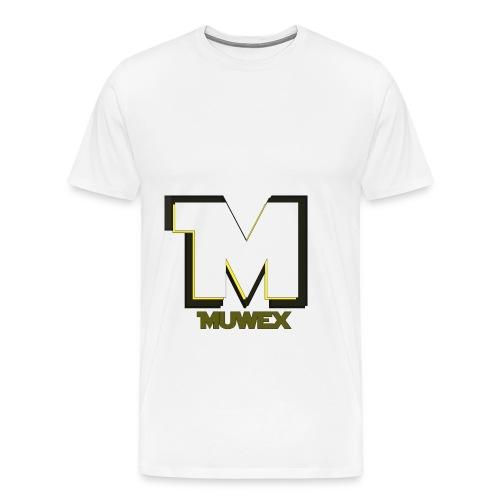 Miesten Premium T-paita - Muwex - Miesten premium t-paita