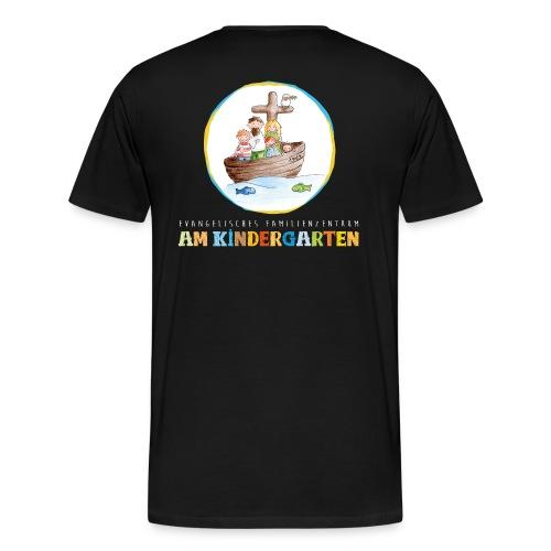 Marco, Premium, XL, schwarz - Männer Premium T-Shirt