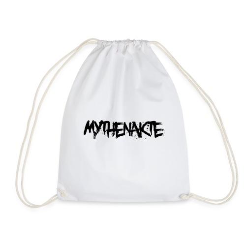 MythenAkte - Turnbeutel - MythenAkte black - Turnbeutel